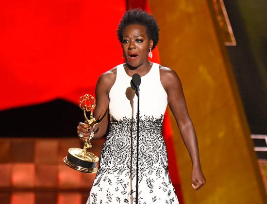 Viola Davis wins Emmy