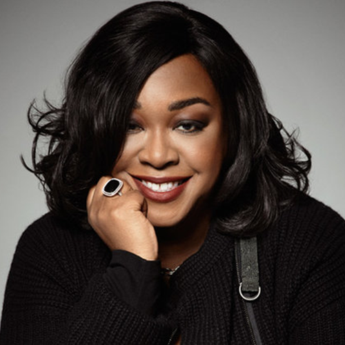 Woman Crush Wednesday: Shondra Rhimes