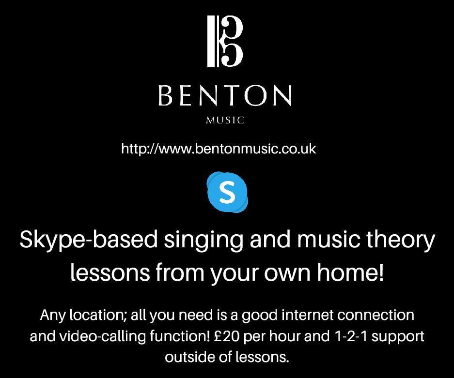 Benton Music