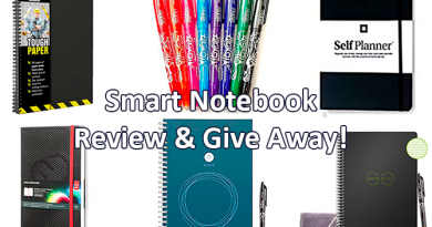 Smart notebook Give Away!